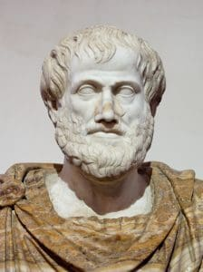 The Disruptors -Bust Of Aristotle