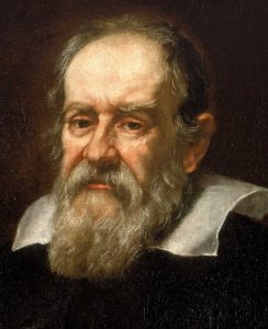 The Disruptors -Portrait of Galileo Galilei