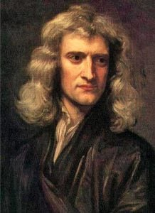 The Disruptors - Sir Isaac Newton